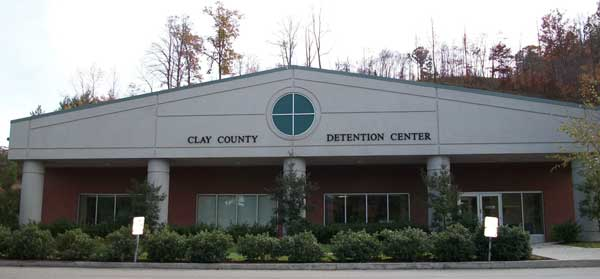 Welcome to the Clay County Detention Center Website